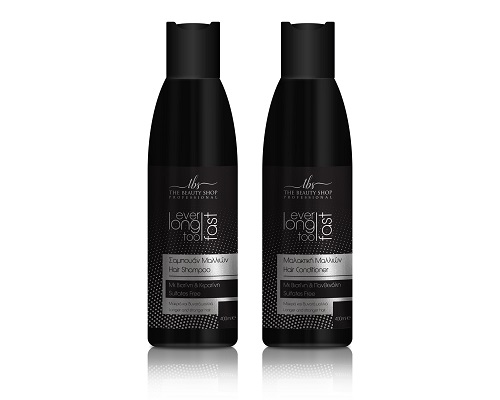 SET EVERLONG, SHAMPOO AND CONDITIONER 400ML