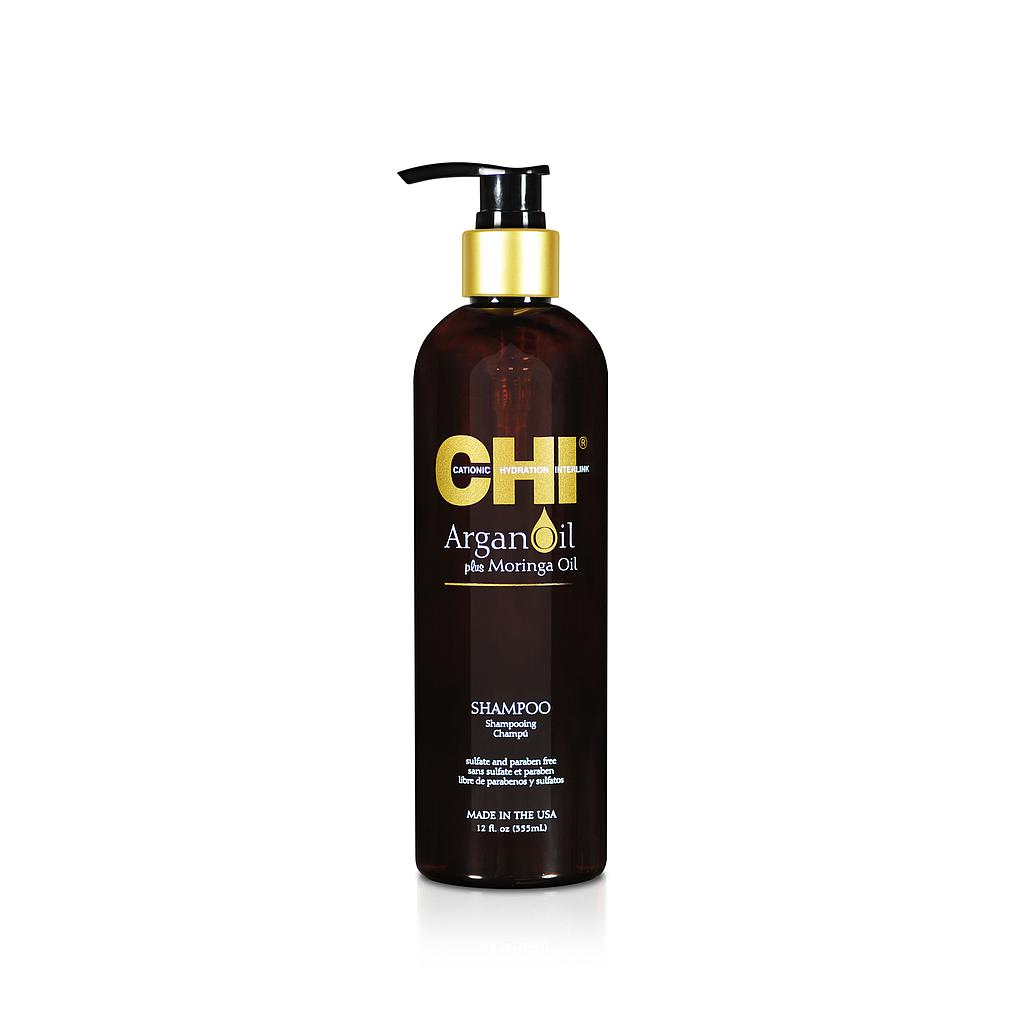 CHI ARGAN SHAMPOO 340ML