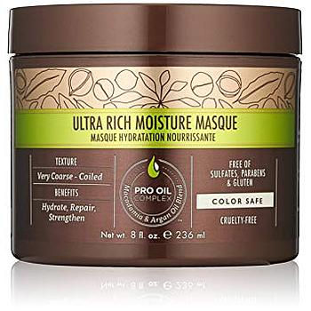 236ml ULTRA RICH MOISTURE MASK MACADAMIA